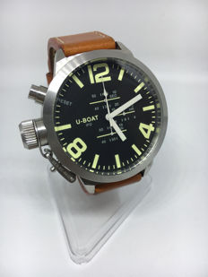 U-Boat – Classico Chronograph – Full set  – Limited Edition A-0153 – Men's – 2000-2010