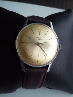 Poljot De Luxe – Russian USSR men's watch from 1966