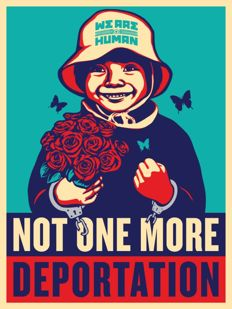 Shepard Fairey (OBEY) - Not one more