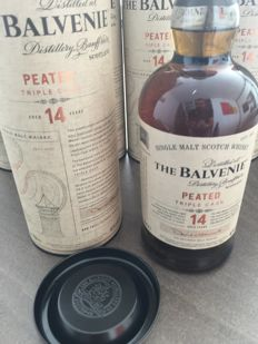 The Balvenie Peated Triple Cask 14 years old