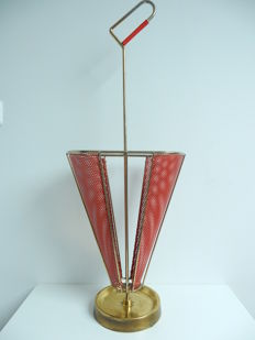 Designer unknown - Perforated umbrella stand