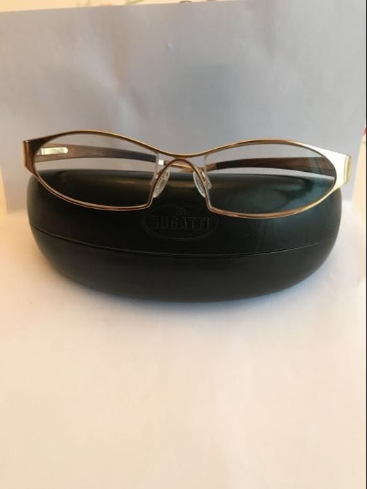Bugatti - 22K gold-plated glasses - Womens - Vintage