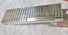 Sterling silver, S.T. LIGHTER DESKTOP OR OFFICE DUPONT, XXL - LATE 1970s.