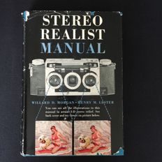 Books on stereo photography by Willard D. Morgan/Henry Lester and Jac. G. Ferwerda