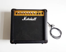 Marshall MG15CDR guitar amplifier with a lot of features and reverb