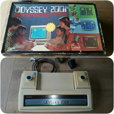 Odyssey 2001 boxed