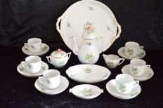 Herend Hungary - beautiful tableware set and accessories - 20 pieces