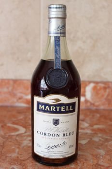 Martell Cordon Blue - Bottled 1990s