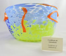 Muma Murano - bowl with applications