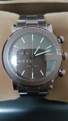 Gucci G-Chrono, men's wristwatch from 03/2010