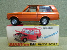 Dinky Toys - Scale 1/43 - Range Rover No.192
