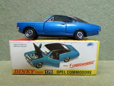 Dinky Toys - Scale 1/43 - Opel Commodore No.179
