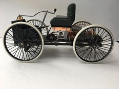 Franklin Mint 1896 Ford Quadricycle  scale 1:6