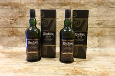Ardbeg An Oa - The Ultimate - 2 Bottles in original boxes