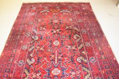 Afghan carpet, 20th century Circa 1940 - 300 x 185 cm - with certificate of authenticity
