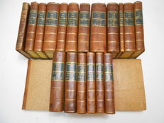 Bulletin des Lois de l'Empire Français - 20 volumes. - 1800 to 1810