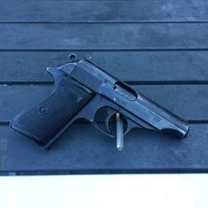 Walther PP WWII Wehrmacht EU deactivated