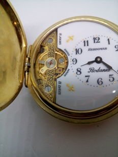 Rodania Hebdomas 8 days - pocket watch - mint condition