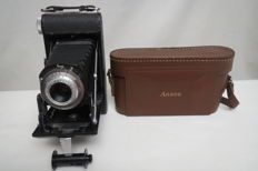 "A great rarity!!! Ansco ""Commander"".Produced after a merger with AGFA."