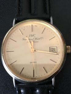 IWC men's wristwatch 1988