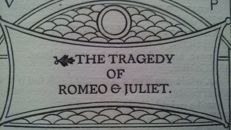 William Shakespeare - The Tragedy of Romeo and Juliet - 1900