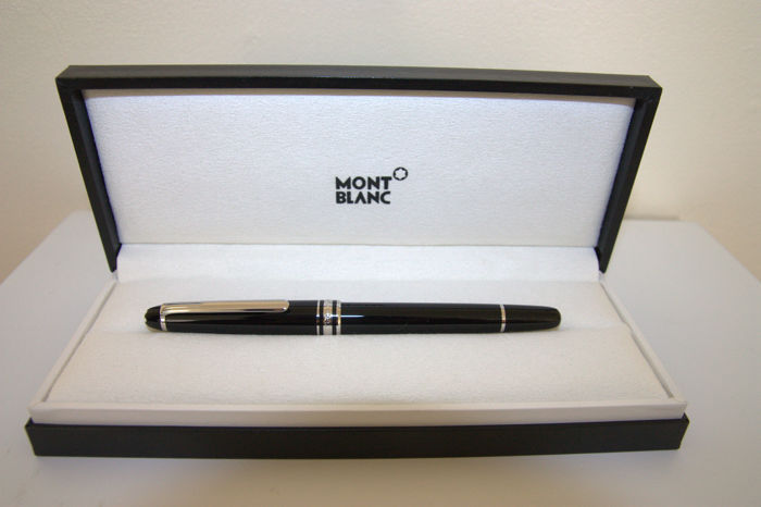 Montblanc Meisterstück Rollerball Pen – Boxed With Paperwork