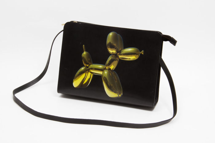 Jeff Koons (after) - H&M Balloon Dog Handbag