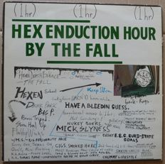 1.Johnny Thunders - Hurt Me - 2.Fad Gadget - Incontinent - 3.The Fall - Hex Enduction Hour