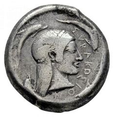 Greek Antiquity - Syracuse, Sicila. AR Tetradrachm. 485-479 BC AR Tetradrachm