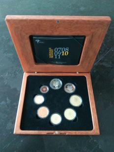 The Netherlands - Year pack Euro coins 2010