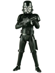 Star Wars Shadow Storm Trooper : Medicom Real Action Hero (RAH) - Sixth Scale Premium Action Figure - Limited Edition