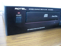 ROTEL high end CD-player RCD 965BX Limited Edition
