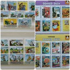 Thematic - Disney collection in stockbook