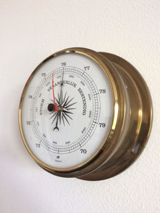 ATC Holland brass barometer 14 cm
