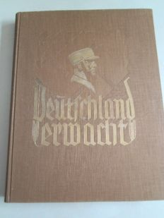 "Collection picture album WW2 ""Deutschland erwacht"""