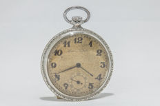 Locarno watch Co - Unisex Pocket Watch