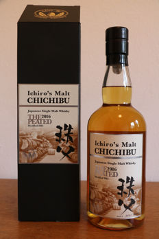 Ichiro's Malt Chichibu the Peated 2016 - Limited to 6350 bottles