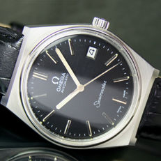 Omega Seamaster Automatic Date Steel Mens Watch