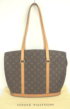 Louis Vuitton - Monogram Babylone GM Shoulder Tote Bag