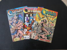 Large Collection Of Marvel Comics / Dark Horse Comics - Conan - 189x sc (1994/2014)