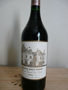 2008 Chateau Haut-Brion, Pessac-Leognan, France - 1 bottle (75cl)