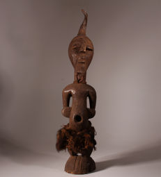 Songye Male Power Figure 74 cm R.D.Congo