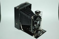 Welta folding camera 4 x 5 inches