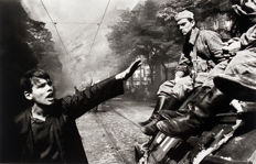 Josef Koudelka (1938 -) - 'Prague Invasion' - 1968