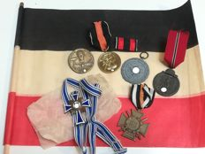 big german medal lot
