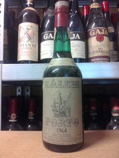1964 Colheita Port Calem - bottled in 1974