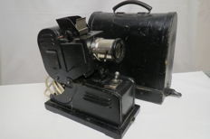 The rarest FGK-49 Filmoscope.  1949 The very first filmoscope produced by the USSR !!!