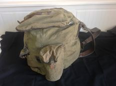 WW2 German mountain hunter backpack