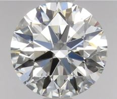 0.57ct  Round Brilliant  D IF  GIA- original image -10x #WD2166