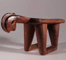 Old Stool from the BOBO People - Well Used Patina - Burkina Faso